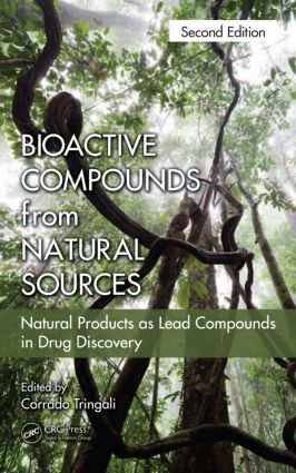 Bioactive Compounds from Natural Sources: Natural Products as Lead Compounds in Drug Discovery, 2nd Edition (Hardback) book cover