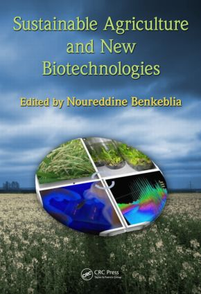 Sustainable Agriculture and New Biotechnologies book cover