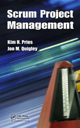 Scrum Project Management: 1st Edition (Hardback) book cover
