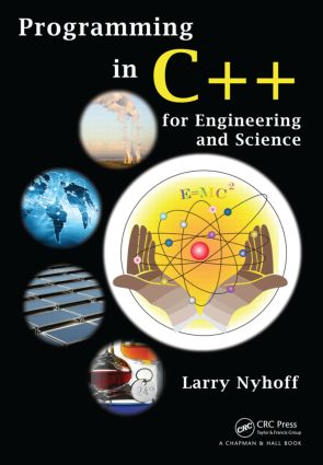 Programming in C++ for Engineering and Science: 1st Edition (Paperback) book cover