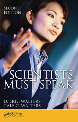 Scientists Must Speak: 2nd Edition (Paperback) book cover
