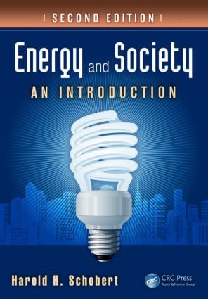 Energy and Society: An Introduction, Second Edition, 2nd Edition (Paperback) book cover