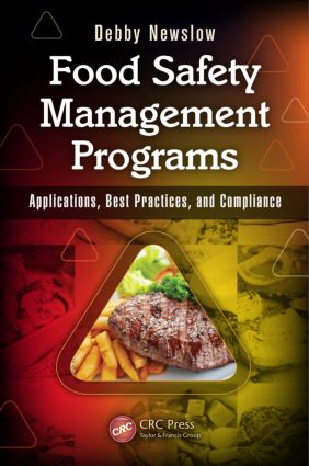 Food Safety Management Programs: Applications, Best Practices, and Compliance (Hardback) book cover
