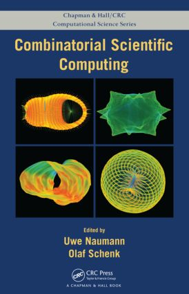 Combinatorial Scientific Computing (Hardback) book cover