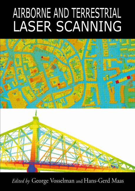 Airborne and Terrestrial Laser Scanning: 1st Edition (Hardback) book cover