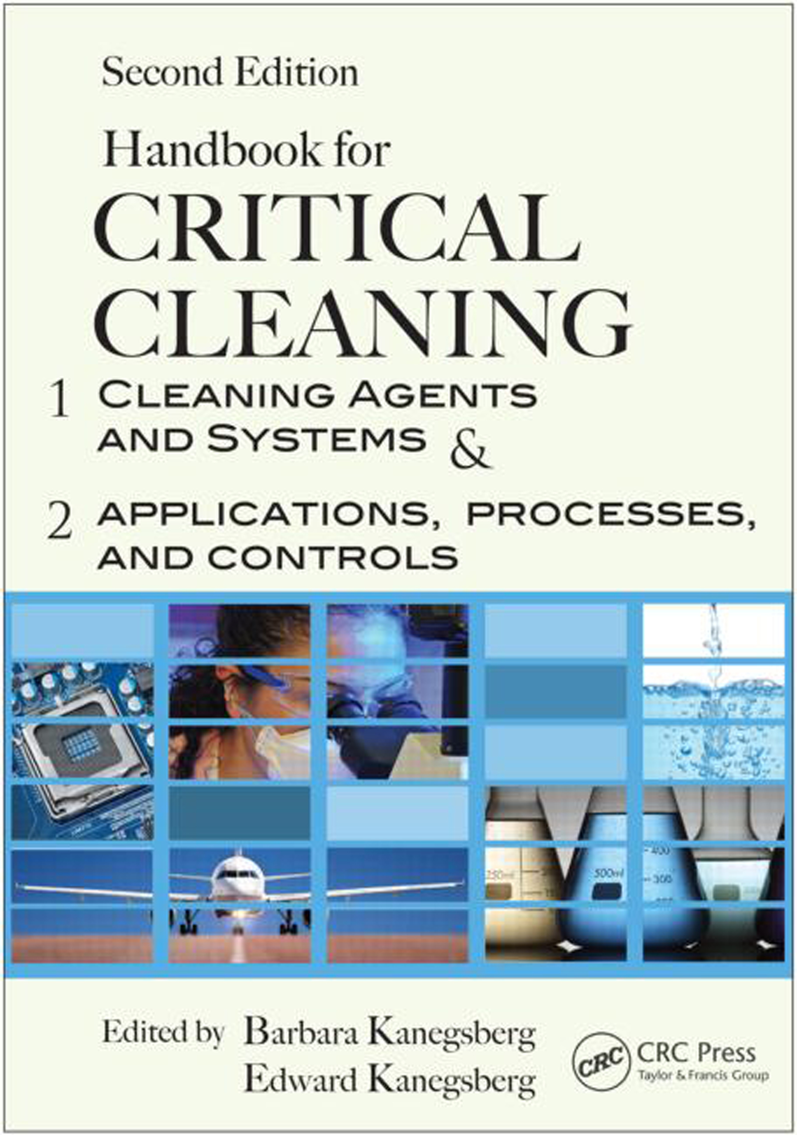 Handbook for Critical Cleaning, Second Edition - 2 Volume Set: 2nd Edition (Paperback) book cover