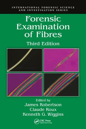 Forensic Examination of Fibres book cover
