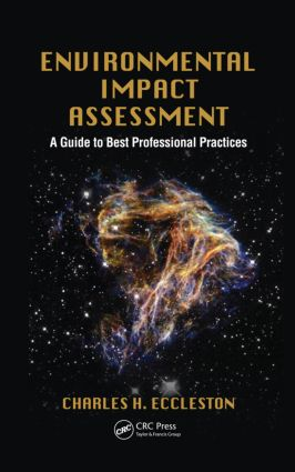 Environmental Impact Assessment: A Guide to Best Professional Practices (Hardback) book cover
