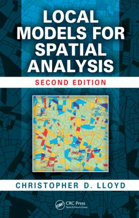 Local Models for Spatial Analysis: 2nd Edition (Hardback) book cover
