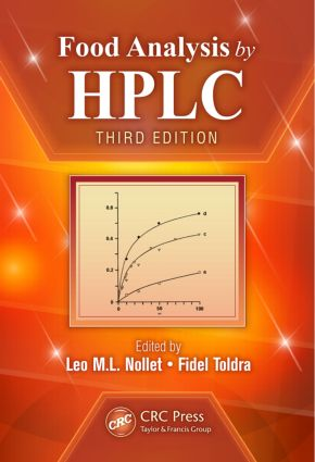 Food Analysis by HPLC: 3rd Edition (Hardback) book cover