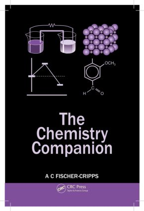 The Chemistry Companion: 1st Edition (Paperback) book cover