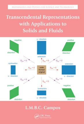 Transcendental Representations with Applications to Solids and Fluids: 1st Edition (Paperback) book cover
