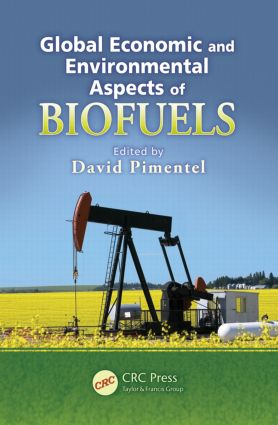 Global Economic and Environmental Aspects of Biofuels (Hardback) book cover