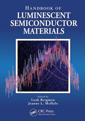 Handbook of Luminescent Semiconductor Materials: 1st Edition (Hardback) book cover