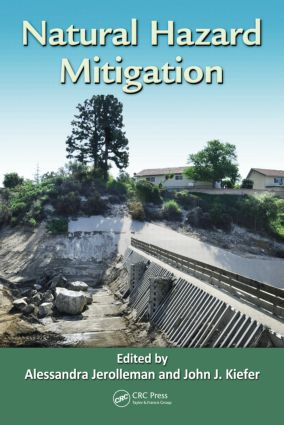 Natural Hazard Mitigation (Hardback) book cover