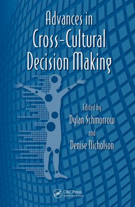 Advances in Cross-Cultural Decision Making book cover
