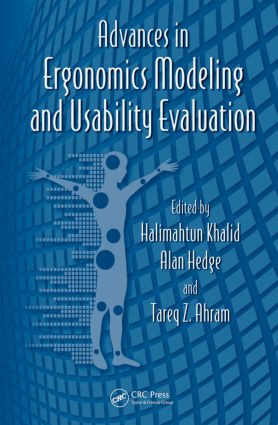 Advances in Ergonomics Modeling and Usability Evaluation (Hardback) book cover