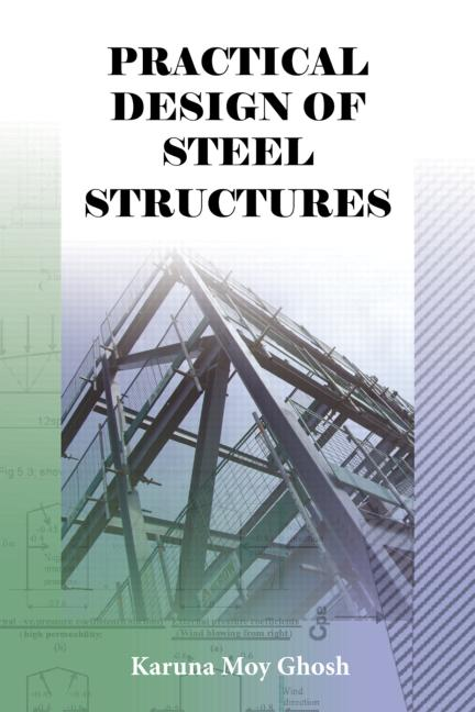Practical Design of Steel Structures: 1st Edition (Paperback) book cover