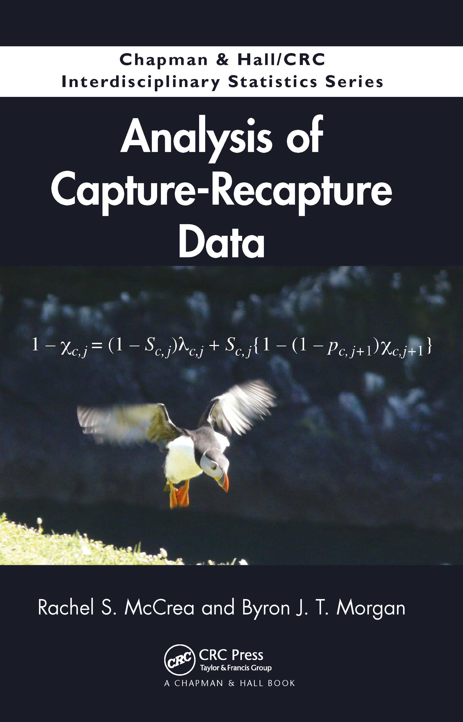 Analysis of Capture-Recapture Data: 1st Edition (Hardback) book cover