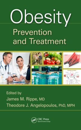Obesity: Prevention and Treatment (Hardback) book cover