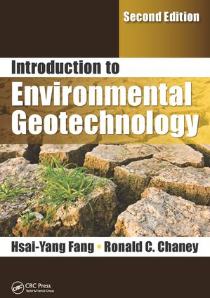 Introduction to Environmental Geotechnology: 2nd Edition (Hardback) book cover