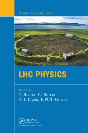LHC Physics: 1st Edition (Hardback) book cover