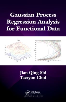 Gaussian Process Regression Analysis for Functional Data (Hardback) book cover