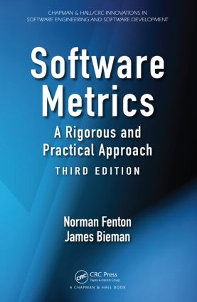 Software Metrics: A Rigorous and Practical Approach, Third Edition book cover