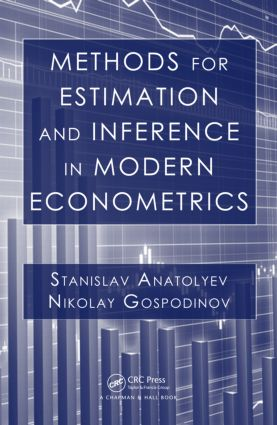 Methods for Estimation and Inference in Modern Econometrics: 1st Edition (Paperback) book cover
