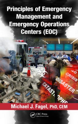 Principles of Emergency Management and Emergency Operations Centers (EOC) book cover