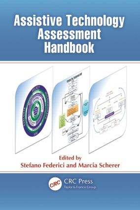 Assistive Technology Assessment Handbook: 1st Edition (Hardback) book cover