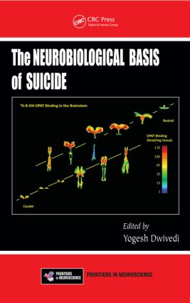 The Neurobiological Basis of Suicide (Hardback) book cover