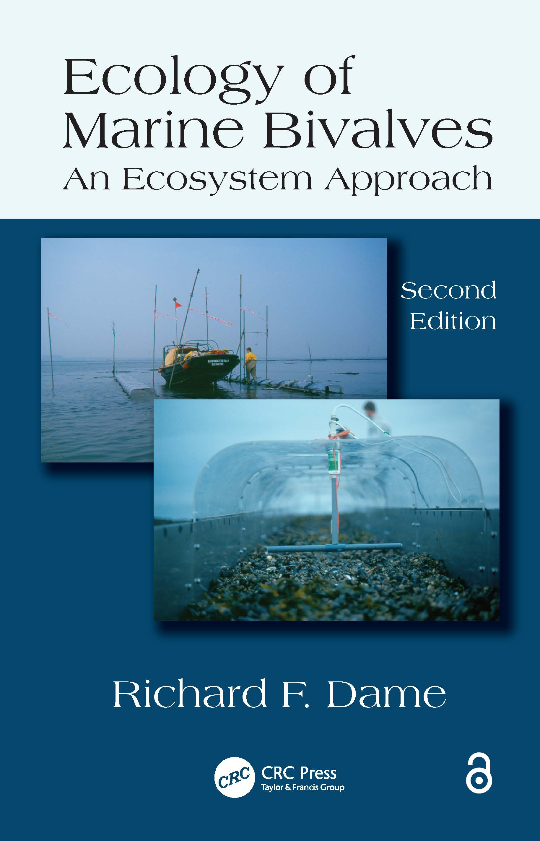 Ecology of Marine Bivalves: An Ecosystem Approach, Second Edition book cover