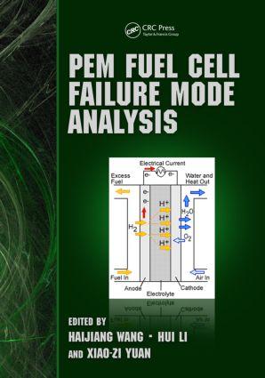 PEM Fuel Cell Failure Mode Analysis: 1st Edition (Hardback