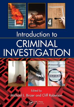 Introduction to Criminal Investigation (Paperback) book cover