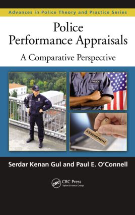 Police Performance Appraisals: A Comparative Perspective (Hardback) book cover