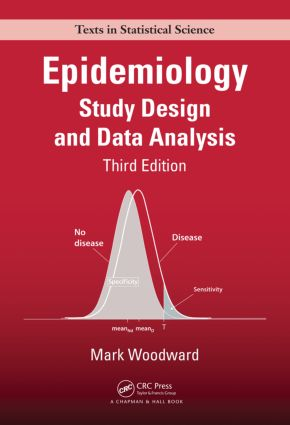 Epidemiology: Study Design and Data Analysis, Third Edition, 3rd Edition (Hardback) book cover