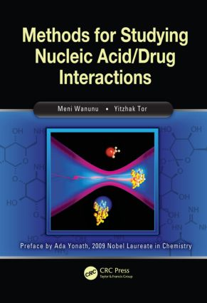 Methods for Studying Nucleic Acid/Drug Interactions: 1st Edition (Hardback) book cover