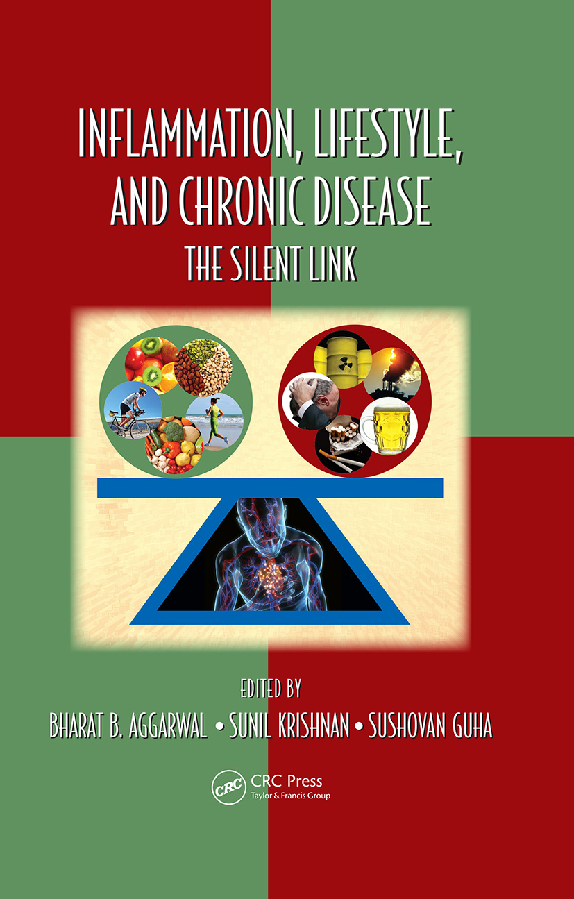 Inflammation, Lifestyle and Chronic Diseases: The Silent Link, 1st Edition (Hardback) book cover
