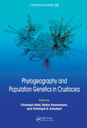 Phylogeography and Population Genetics in Crustacea book cover