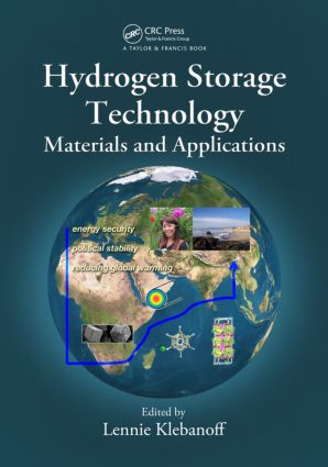 Hydrogen Storage Technology: Materials and Applications, 1st Edition (Hardback) book cover