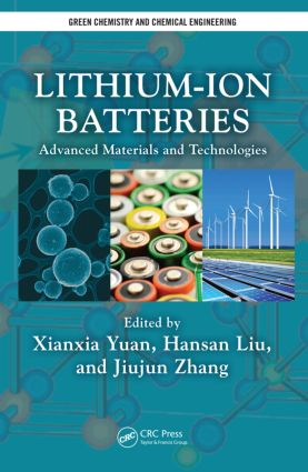 Lithium-Ion Batteries: Advanced Materials and Technologies book cover