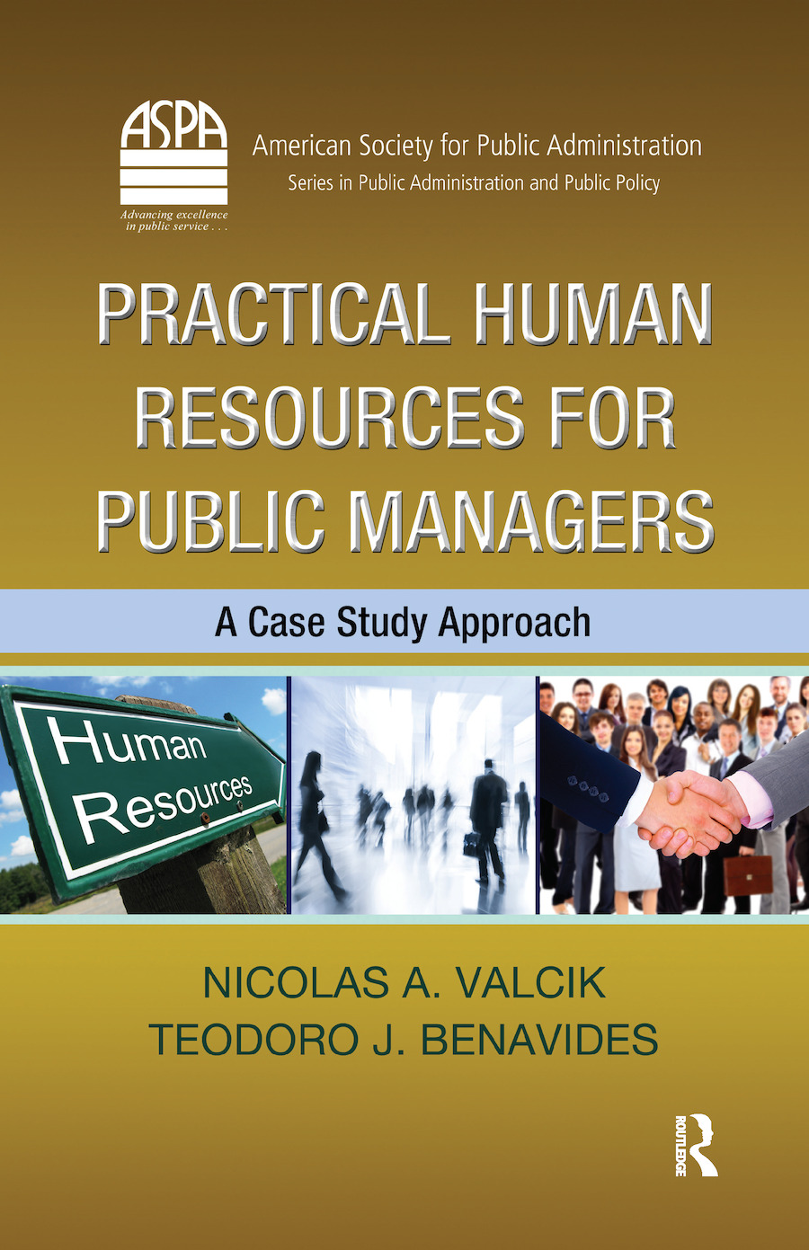 Practical Human Resources for Public Managers: A Case Study Approach, 1st Edition (Hardback) book cover