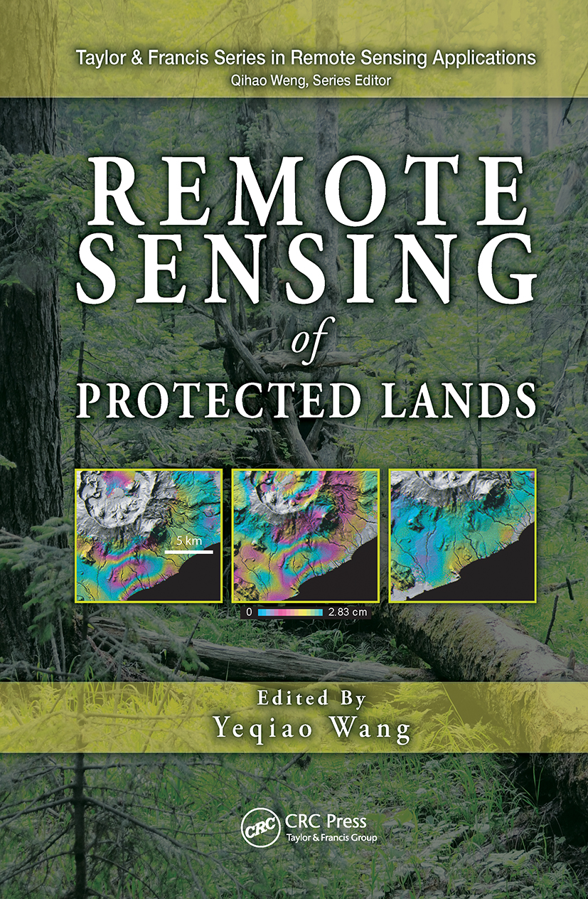 Remote Sensing of Protected Lands: 1st Edition (Paperback) book cover