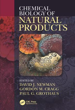 Chemical Biology of Natural Products: 1st Edition (Hardback) book cover