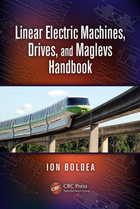 Linear Electric Machines, Drives, and MAGLEVs Handbook (Hardback) book cover