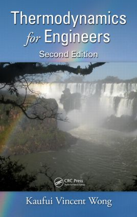 Thermodynamics for Engineers book cover