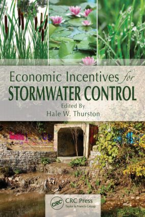 Economic Incentives for Stormwater Control: 1st Edition (Hardback) book cover