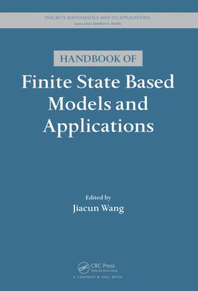 Handbook of Finite State Based Models and Applications (Hardback) book cover