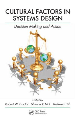 Cultural Factors in Systems Design: Decision Making and Action book cover